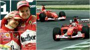 Autriche 2002 : Barrichello laisse gagner Schumacher... Le final de la honte !