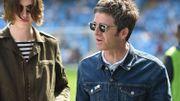 Noel Gallagher avec Manchester City