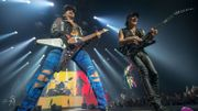 Photos: le concert de Scorpions à Forest National
