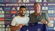Zakaria Bakkali rejoint Anderlecht pour quatre ans avec l'espoir de relancer sa carrière