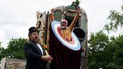 Le 8e Rallye de la Petite Reine à Lessines, un festival des arts de la rue à suivre à vélo
