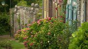 Gerberoy, le village aux mille rosiers et au jardin remarquable d'Henri Le Sidaner