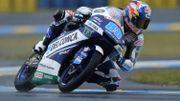 Martin décroche la pole en Moto3 au Mans, Loi 13e