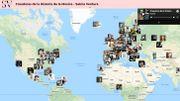 Une carte interactive qui met en valeur la création musicale féminine