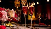 Noël: 6 champagnes rosés pour un repas haut en couleur
