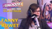 Le brillant échec de Fanny Ruwet: passer moins de temps sur les réseaux sociaux