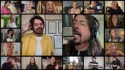 Dua Lipa, Chris Martin, Ellie Goulding, Yungblud, Dave Grohl... l'incroyable clip