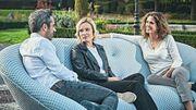 Sara, Ophélie et Adrien en interview pour GAEL avant Viva For Life