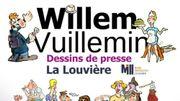 Willem et Philippe Vuillemin, deux monstres sacrés du dessin de presse, hôtes du MILL