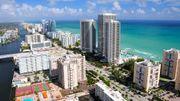 De la ville à la plage : Miami Beach, Floride