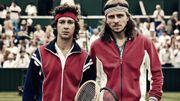 """Les critiques d'Hugues Dayez avec """"Borg vs McEnroe"""", """"Battle of the sexes"""", deux films passionnants sur le tennis"""