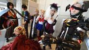 """Mangas, animations, jeux vidéos: exposition """"otaku"""" au Japon"""