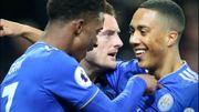 Leicester émerge contre Brighton, 1er assist de Tielemans pour les Foxes