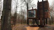 """Un village de vacances """"100% écologique"""" prend ses quartiers à Antoing"""