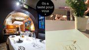 Les adresses de la rédac : le Louise 345 et La Table de Mus pour un diner gastronomique