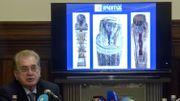 La momie égyptienne n'était pas une chanteuse mais un homme castré