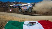 Meeke empoche le shakedown mexicain, Neuville 3e, pépin pour Tanak