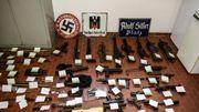 Italie: un missile et des fusils dernier cri chez des sympathisants d'extrême droite