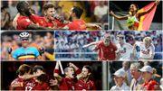 Votre catalogue vidéo à la demande: Mise à jour avec Phelps, Bruges-Anderlecht et le 5-5 contre les Pays-Bas
