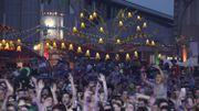 Le festival Couleur Café a attiré quelque 68.300 visiteurs