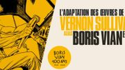 [LIVRE] Quand Boris Vian se lit en BD