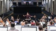 L'orchestre symphonique de Flandre dirigé pour la première fois par une femme