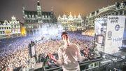 Henri PFR s'est offert la Grand-Place de Bruxelles !