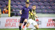 Conférence League – 6 buts, 1 pénalty raté, 2 poteaux: Partage complètement fou entre Anderlecht et Vitesse (3-3)