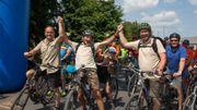 L'équipe du Beau Vélo de RAVeL prend la direction de Mons ce samedi !