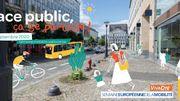 """Semaine de la Mobilité 2020 : """" L'espace public, ça se partage ! """""""