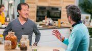 Le chef Sang-Hoon Dejeimbre prône les bienfaits de la lacto-fermentation
