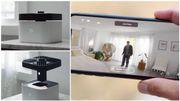 Bientôt un drone comme caméra de surveillance pour identifier les voleurs à son domicile