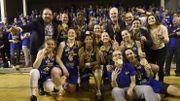 18 clubs inscrits en Euroligue féminine, dont Castors Braine, Namur en Eurocoupe