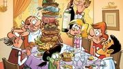 """Concours : BD """"Les fondus de la cuisine"""""""