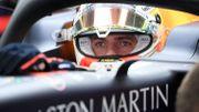 Essais F1 : Verstappen rattrape le temps perdu par Red Bull... avant de s'arrêter en piste