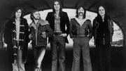 "Genesis: ""The Lamb Lies Down On Broadway"" illustré"