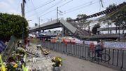"""L'accident du métro de Mexico a été provoqué par un """"défaut structurel"""", selon les premières conclusions"""