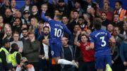 Le solo de Hazard contre Liverpool élu plus beau but du 3ème tour de League Cup