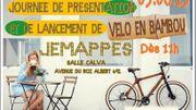 Journée de présentation du vélo en bambou ce 9 mars à Jemappes