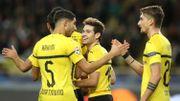 Dortmund arrache à Monaco la première place du groupe A