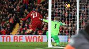 Origi offre le derby de la Mersey aux Reds sur un but totalement improbable