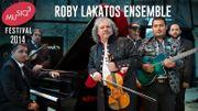 Revivez le show du roi du violon tzigane Roby Lakatos au Festival Musiq3 2014