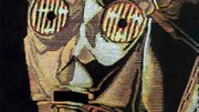 "Oeuvre de James Haggerty - ""Did you hear that""?  http://jameshaggerty.net/site/mosaics/"
