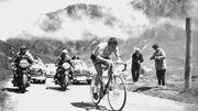 Jacques Anquetil souffre en montagne.