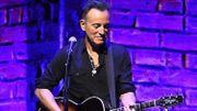 Bruce Springsteen parle avec humour de son arrestation