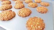 Recette de Candice: Biscuits d'avoine