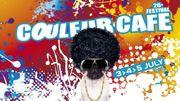 Temps estival pour le lancement de la 26e édition du festival Couleur Café