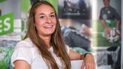 Tessa Wullaert championne d'Allemagne avec Wolfsburg