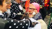 Gerald au carnaval de Malmedy