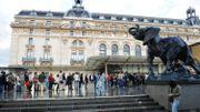 Le musée d'Orsay est le musée préféré des voyageurs